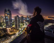 Beautiful View of the City- Tel Aviv