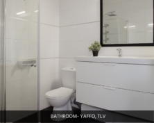 Modern Spacious Bathroom